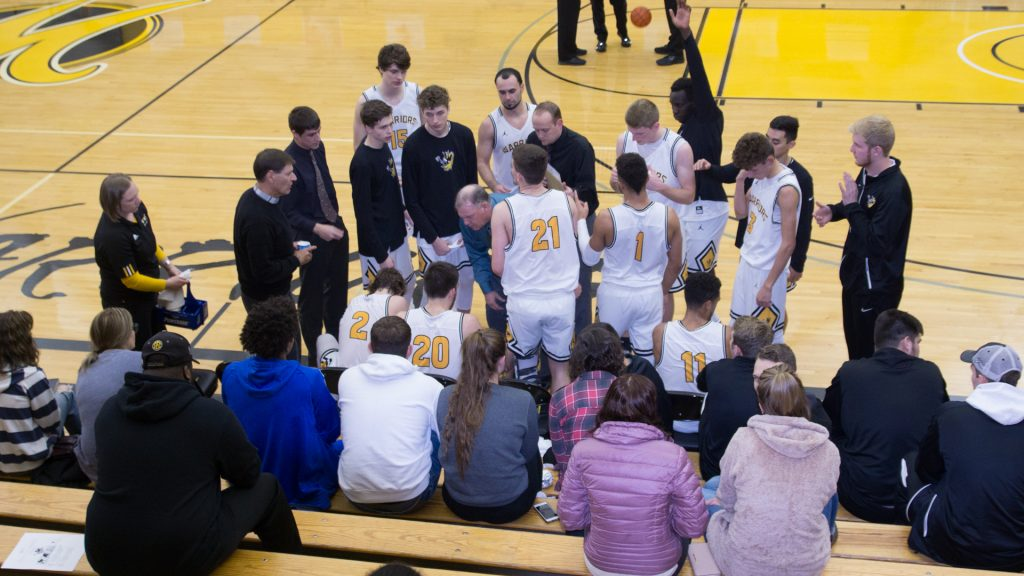 Undefeated Warrior men add two more victories