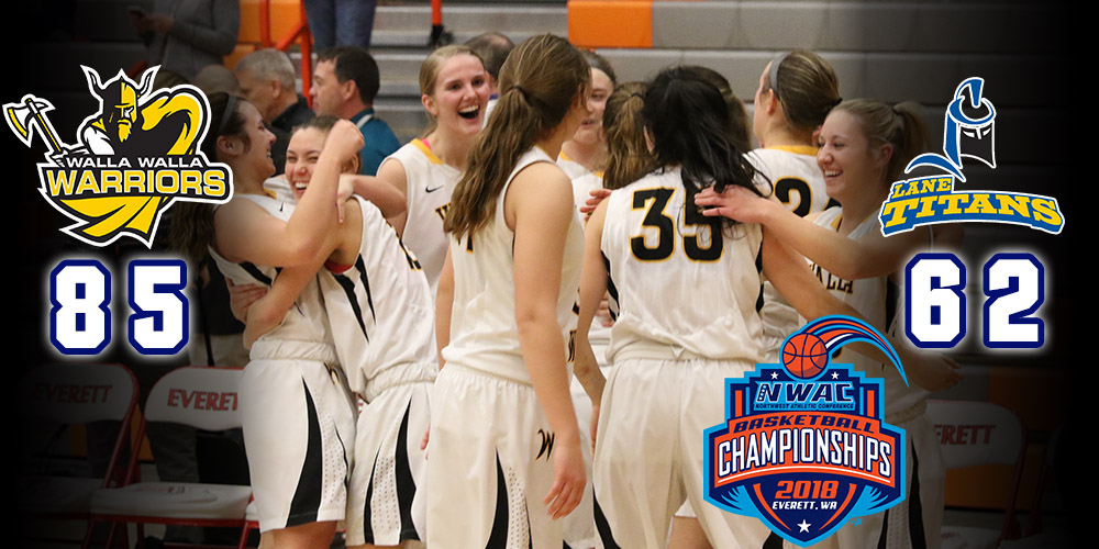 WWCC women rout Lane, advance to NWAC semis