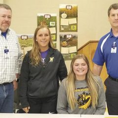 Genesee's Jensen signs with WWCC